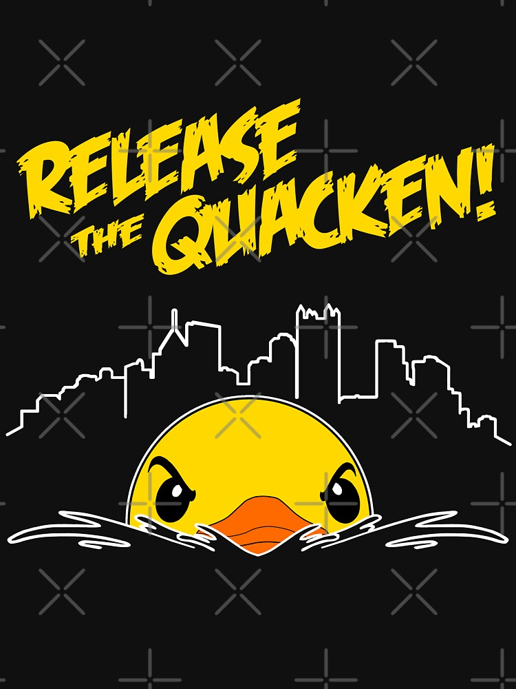 Release The Quacken | Unisex T-Shirt
