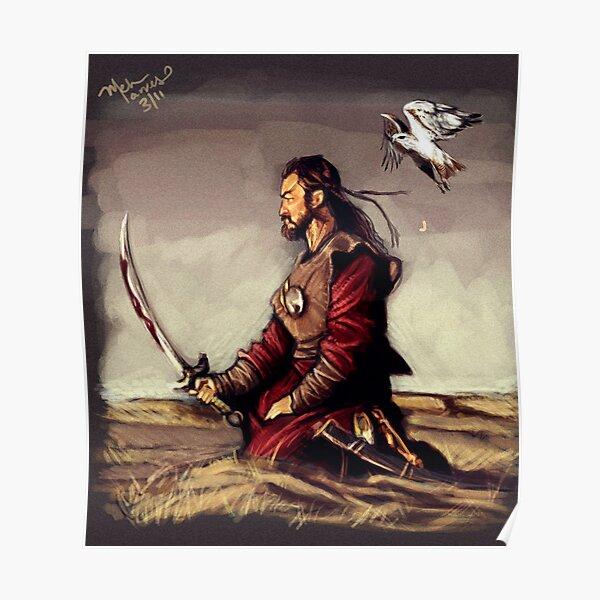 Temujin - Genghis Khan Poster