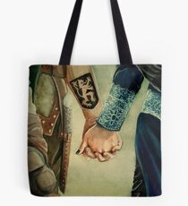 Outlaw Queen Tote Bag