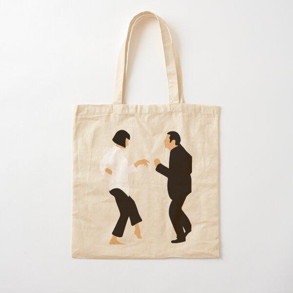 Pulp Fiction Cotton Tote Bag