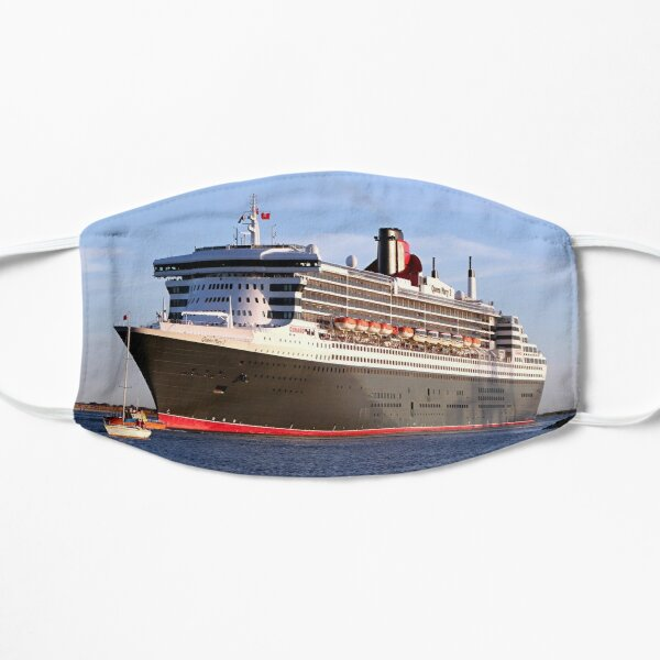 Queen Mary 2 cruise ship Mask