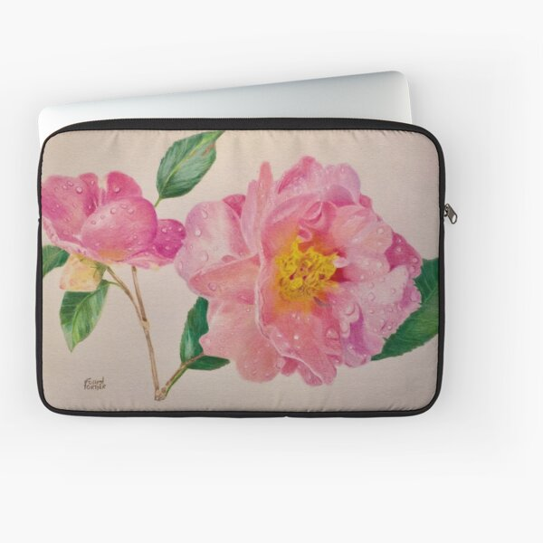 Camellias Laptop Sleeve