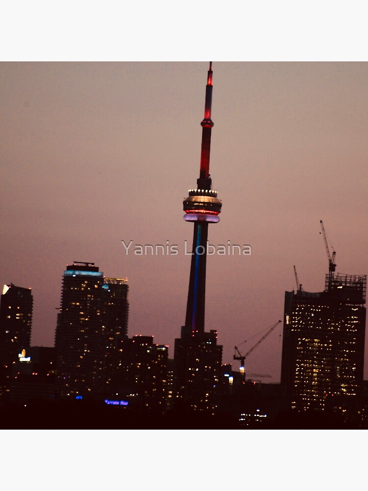 Toronto by Night By Yannis Lobaina  by lobaina1979