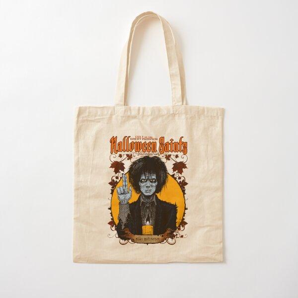 Halloween Saints: Billy Butcherson Cotton Tote Bag
