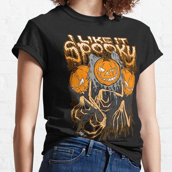 I Like It Spooky Classic T-Shirt