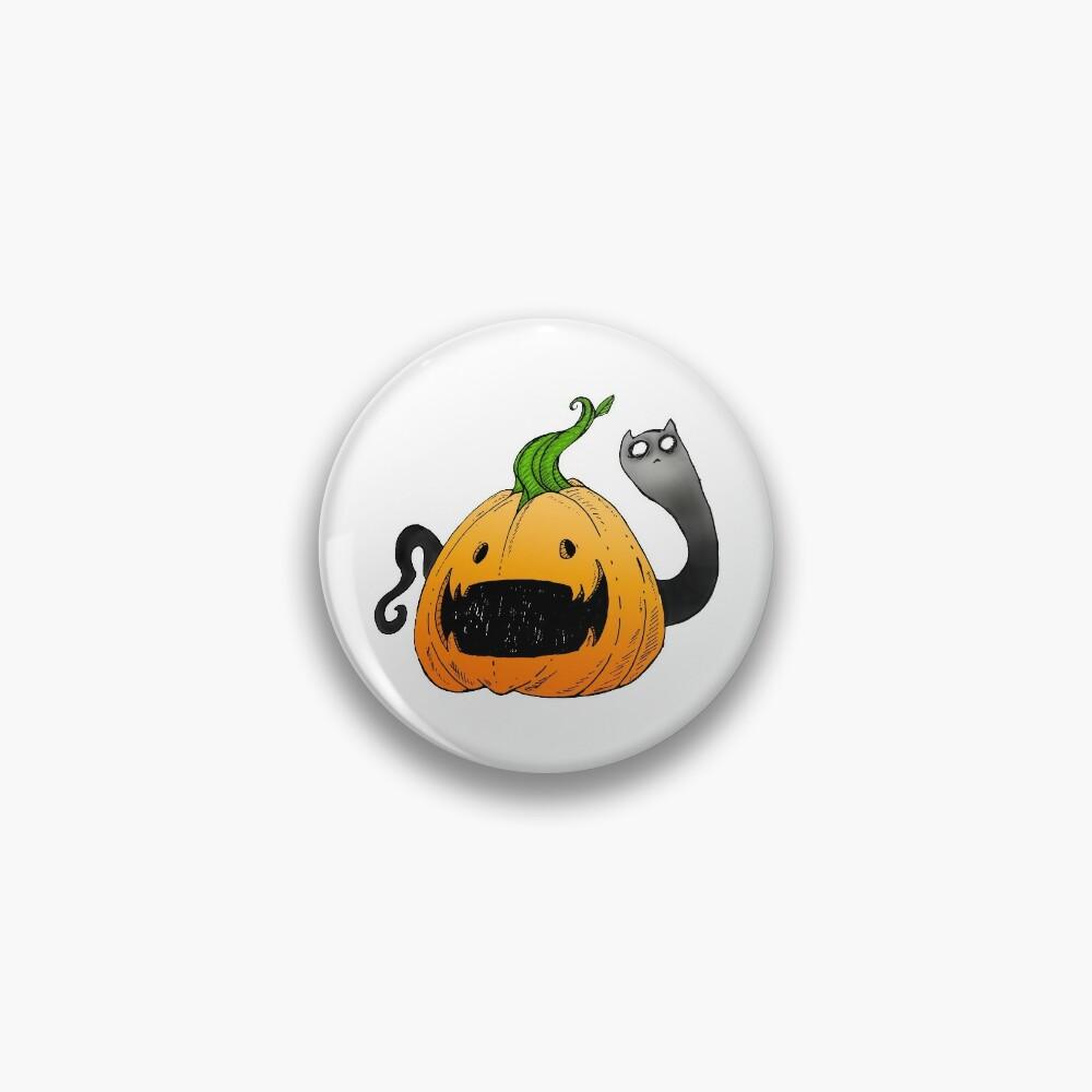 Pumpkin Spirit (color) Pin