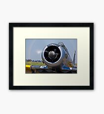 North American AT-6 Harvard — 7072 Framed Print