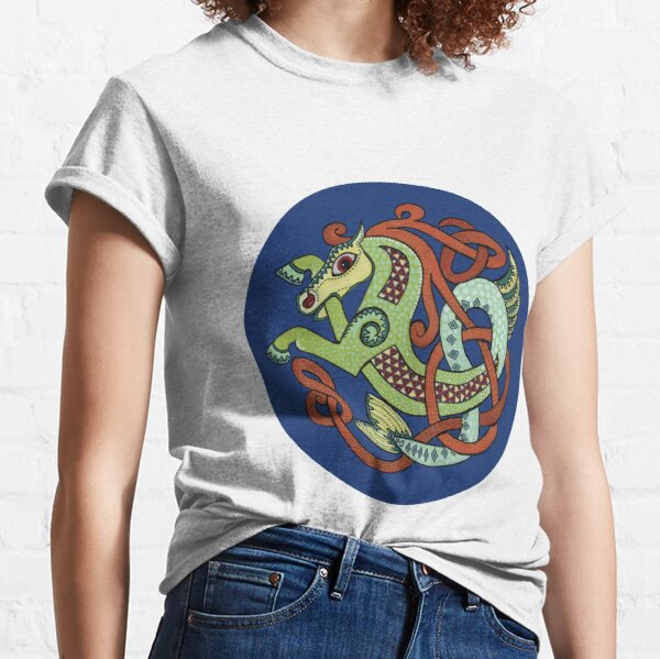 Celtic Water Horse Classic T-Shirt