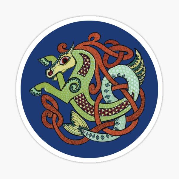 Celtic Water Horse Sticker
