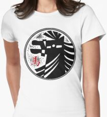 Year of The Horse Women's Fitted T-Shirt