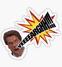 Yeeeearghh!!! Sticker