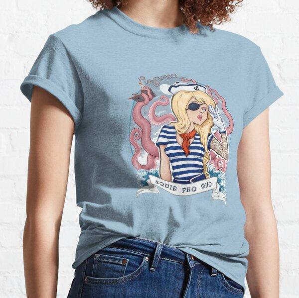 Squid Pro Quo Classic T-Shirt