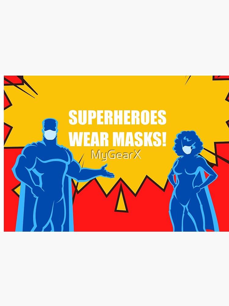 SUPERHERO Design (3/4) by MyGearX
