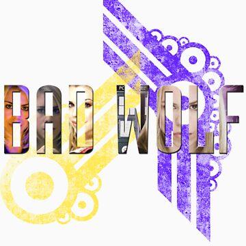 Bad Wolf by AndreBalboa