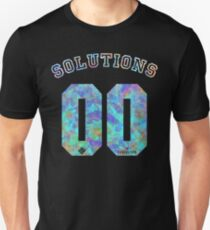 99 problems? 00 solutions! *BLUE JEWEL* T-Shirt
