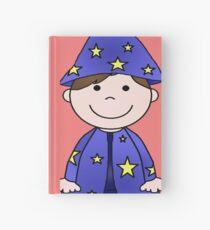 Charlie Wizard Hardcover Journal