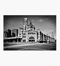 Flinders Street Station 2013 Photographic Print