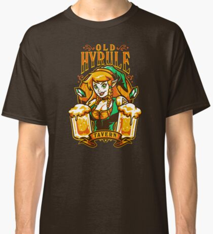 Old Hyrule Tavern Classic T-Shirt