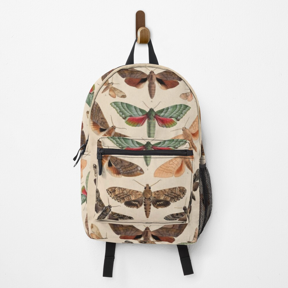 Naturalist Moths Backpack