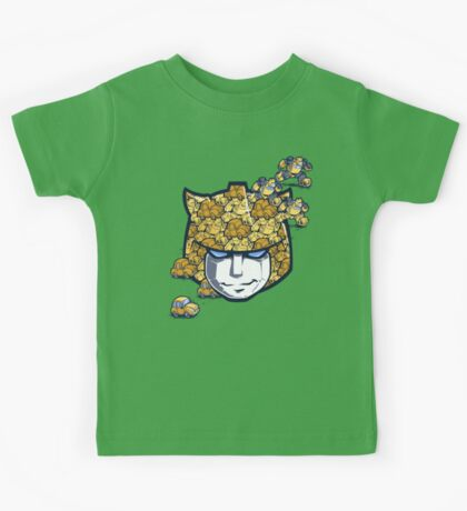 Bumble Tessellation Kids Clothes