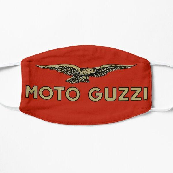 Moto Guzzi Logo Shirt, autocollant, sweat à capuche, masque Masque sans plis
