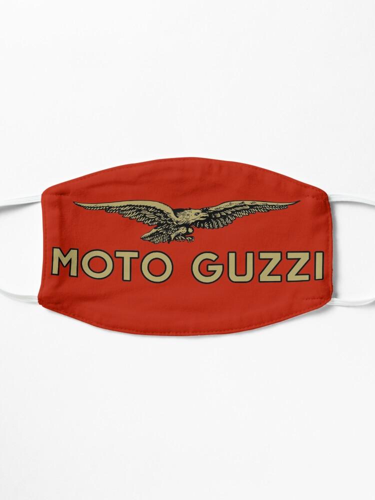 Masque ''Moto Guzzi Logo Shirt, autocollant, sweat à capuche, masque': autre vue