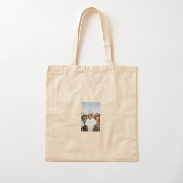 tyler  Cotton Tote Bag
