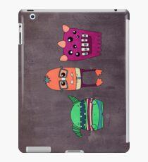 Dorky Monsters iPad Case/Skin
