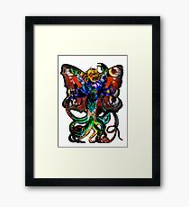 Of Unknown Origin - Create A Monster  Framed Print