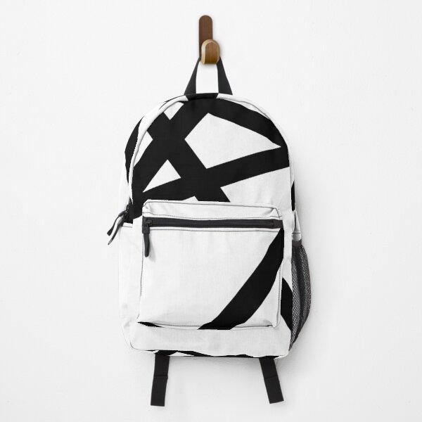 #Unicursal #Hexagram - #SixPointed #Star  Backpack
