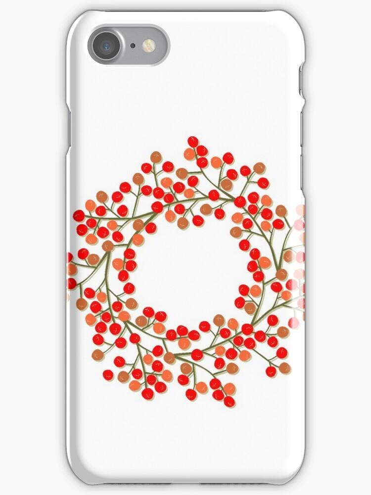 rowanberry wreath by demonique