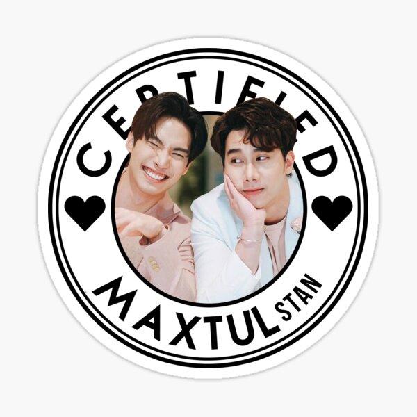 CERTIFIED MaxTul Stan Sticker