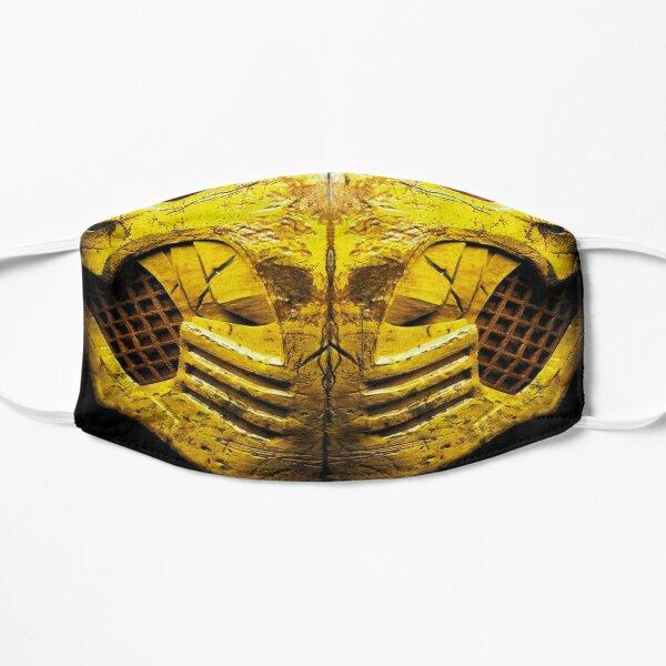 Scorpion Face Flat Mask