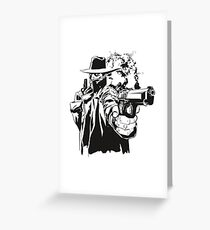 mr. unknown Greeting Card