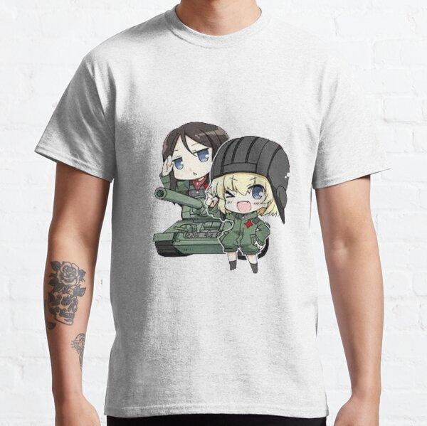 Girls Und Panzer chibi katyusha Classic T-Shirt