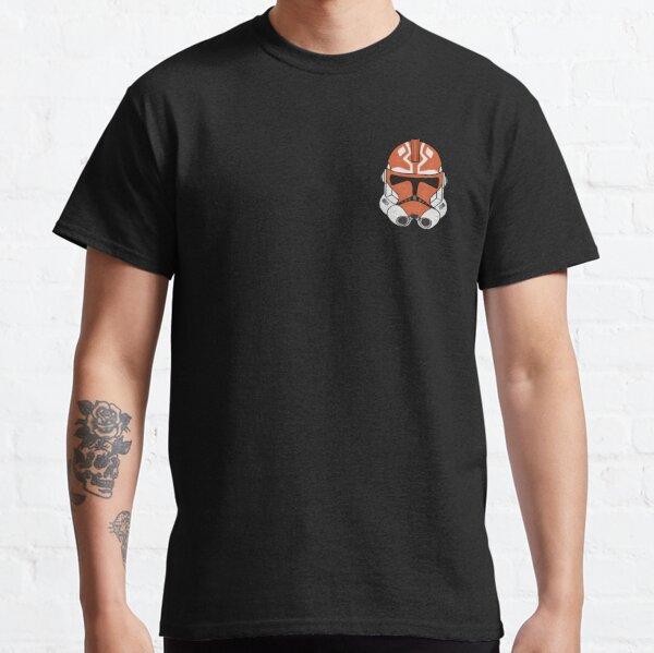 Ahsoka clone helmet Classic T-Shirt