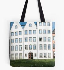 Shophouses, Cologne, Germany Tote Bag