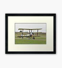 Sopwith Triplane Framed Print