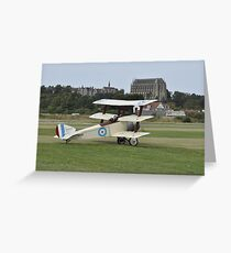 Sopwith N500 Triplane Greeting Card