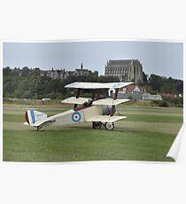 Sopwith N500 Triplane Poster