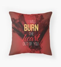 Jim from IT Throw Pillow