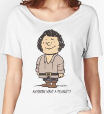 Anybody Want a Peanut? Women's Relaxed Fit T-Shirt