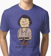 Anybody Want a Peanut? Tri-blend T-Shirt
