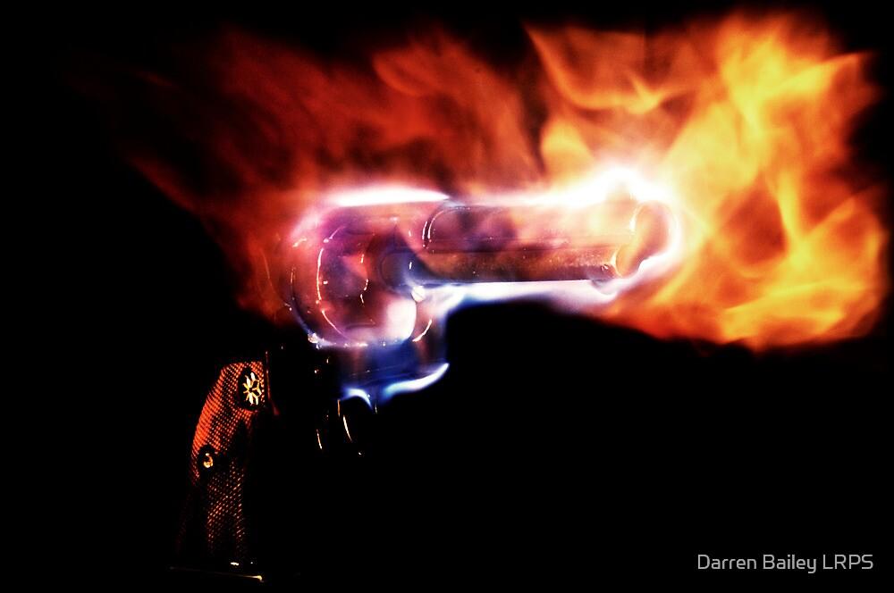 The God Killer  by Darren Bailey LRPS
