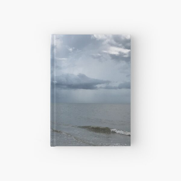 Tybee Island Squall Hardcover Journal