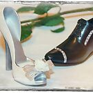 Dust off those Dancing Shoes by Tracy Riddell