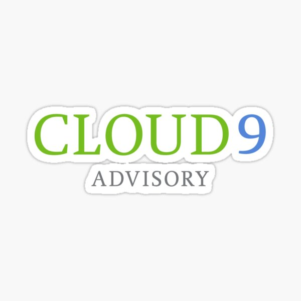 Cloud9 Advisory Sticker