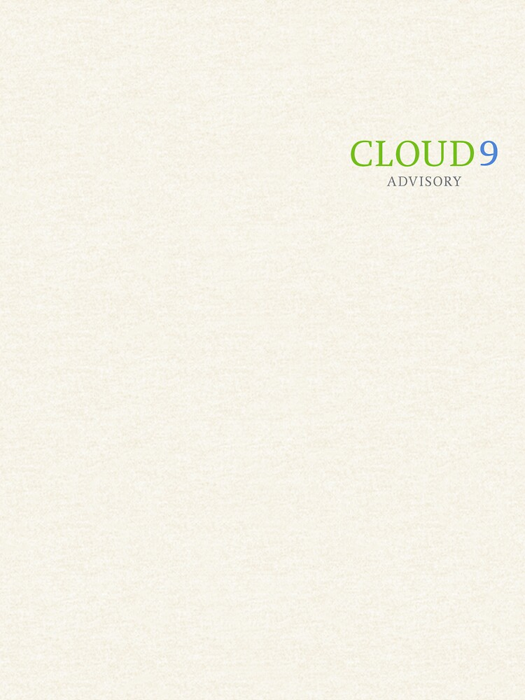 Cloud9 Advisory by CHcloud9AD