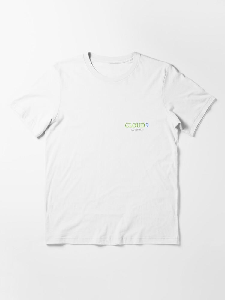 Alternate view of Cloud9 Advisory Essential T-Shirt