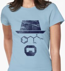 The Chemist - Breaking Bad Women's Fitted T-Shirt